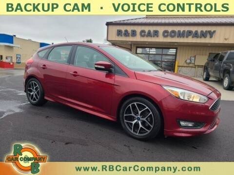 2016 Ford Focus for sale at R & B Car Company in South Bend IN