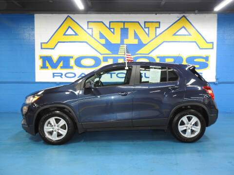 2019 Chevrolet Trax for sale at ANNA MOTORS, INC. in Detroit MI