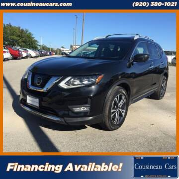 2017 Nissan Rogue for sale at CousineauCars.com in Appleton WI