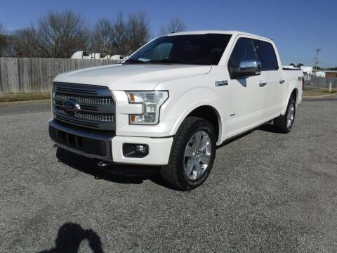 2015 Ford F-150 for sale at Memphis Truck Exchange in Memphis TN