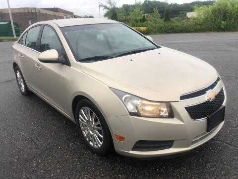 2011 Chevrolet Cruze for sale at Z Motorz Company in Philadelphia PA