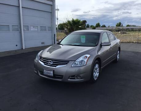 2012 Nissan Altima for sale at My Three Sons Auto Sales in Sacramento CA