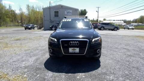2009 Audi Q5 for sale at Cj king of car loans/JJ's Best Auto Sales in Troy MI