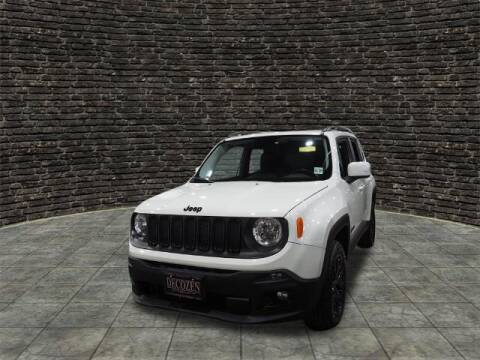 2017 Jeep Renegade for sale at Montclair Motor Car in Montclair NJ