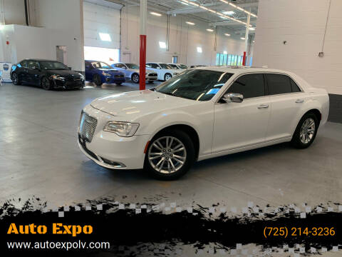 2016 Chrysler 300 for sale at Auto Expo in Las Vegas NV