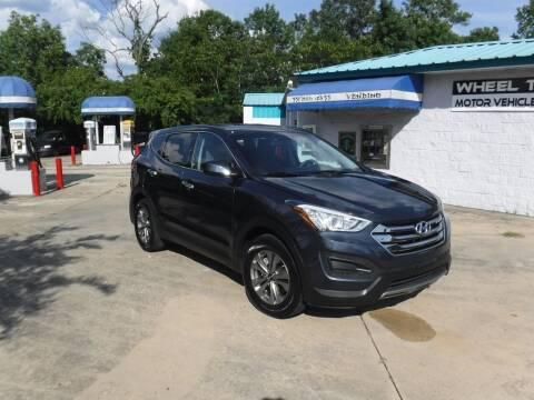 2016 Hyundai Santa Fe Sport for sale at Wheel Tech Motor Vehicle Sales in Maylene AL
