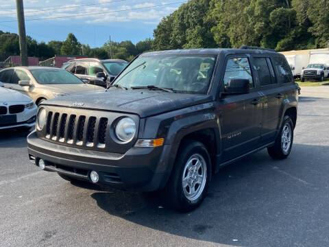 2015 Jeep Patriot for sale at Luxury Auto Innovations in Flowery Branch GA