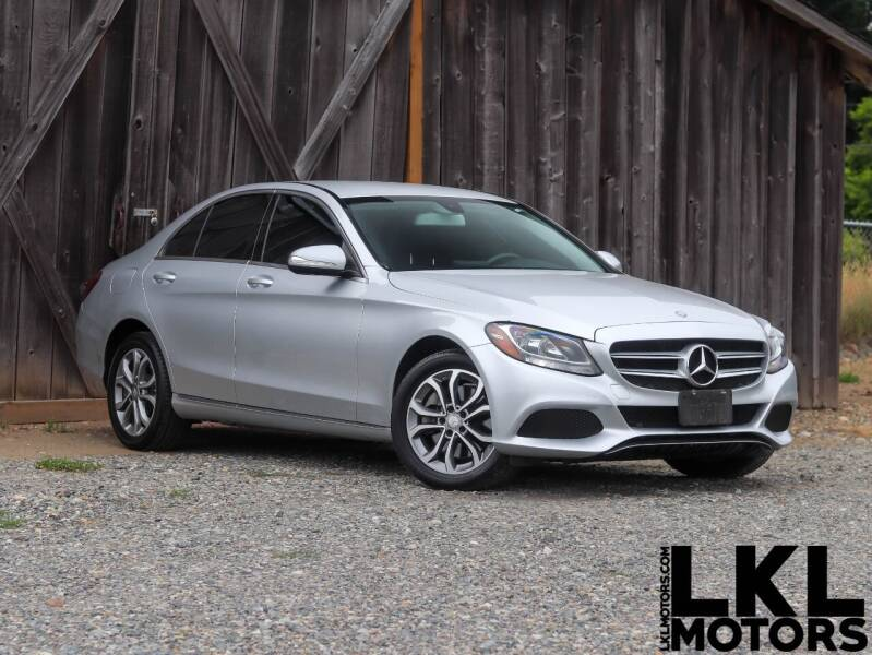 2015 Mercedes-Benz C-Class for sale at LKL Motors in Puyallup WA