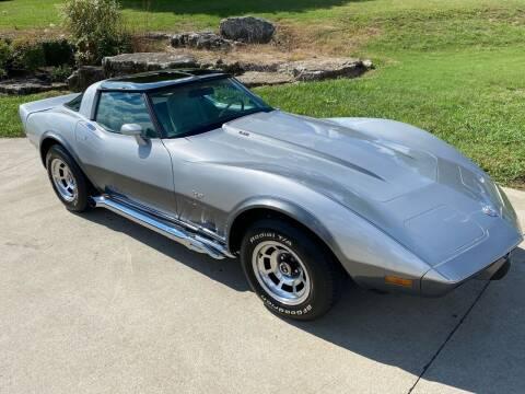 1978 Chevrolet Corvette for sale at HIGHWAY 12 MOTORSPORTS in Nashville TN