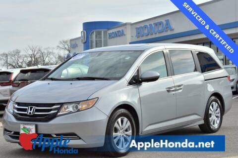 2016 Honda Odyssey for sale at APPLE HONDA in Riverhead NY