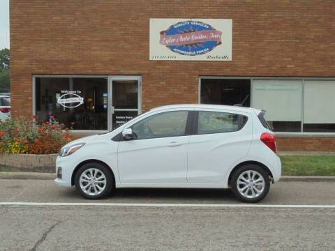2021 Chevrolet Spark for sale at Eyler Auto Center Inc. in Rushville IL