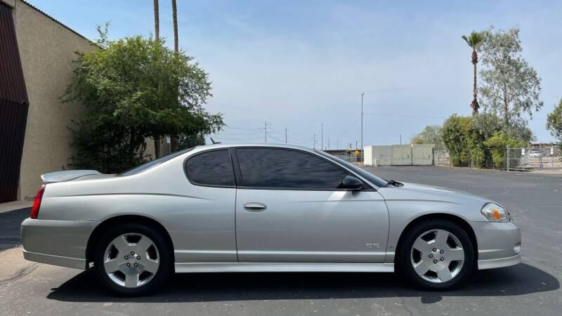 2006 Chevrolet Monte Carlo for sale at Autodealz in Tempe AZ