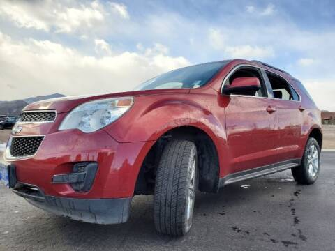 2015 Chevrolet Equinox for sale at Lakeside Auto Brokers Inc. in Colorado Springs CO