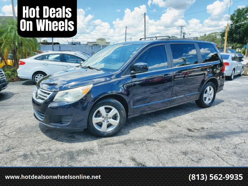 2011 Volkswagen Routan for sale at Hot Deals On Wheels in Tampa FL