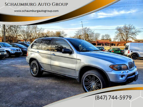 2006 BMW X5 for sale at Schaumburg Auto Group in Schaumburg IL