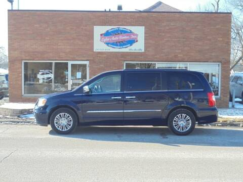 2013 Chrysler Town and Country for sale at Eyler Auto Center Inc. in Rushville IL