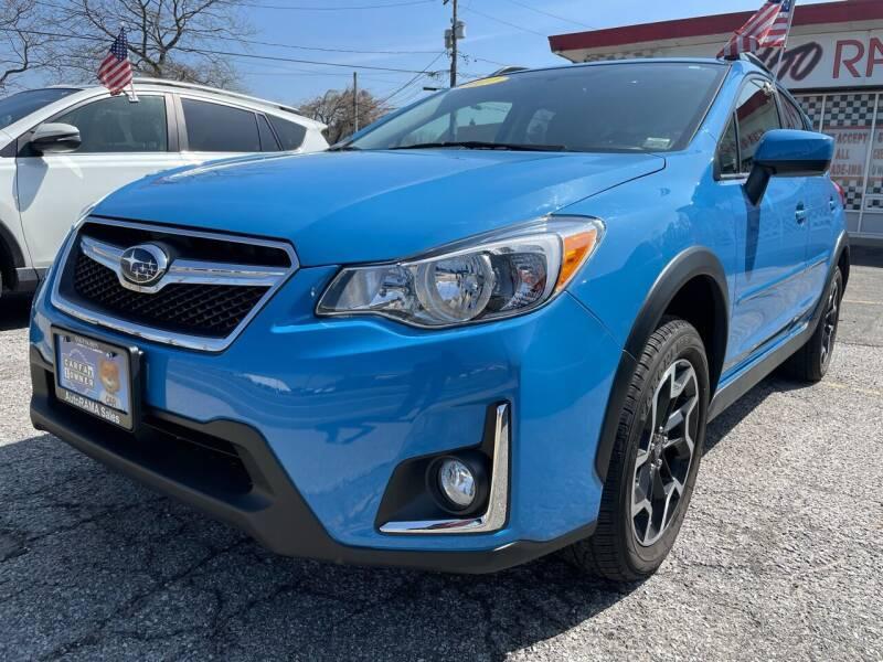 2017 Subaru Crosstrek for sale at AUTORAMA SALES INC. - Farmingdale in Farmingdale NY