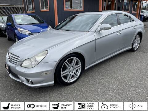 2006 Mercedes-Benz CLS for sale at Sabeti Motors in Tacoma WA
