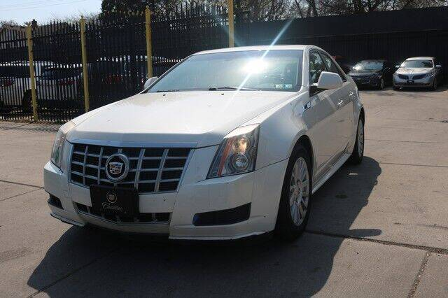 2013 Cadillac CTS for sale at F & M AUTO SALES in Detroit MI
