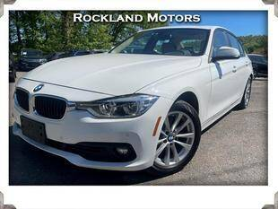 2018 BMW 3 Series for sale at Rockland Automall - Rockland Motors in West Nyack NY