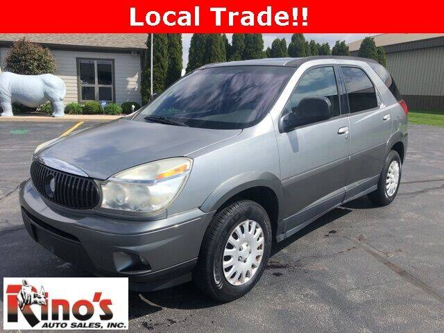 2004 Buick Rendezvous for sale at Rino's Auto Sales in Celina OH