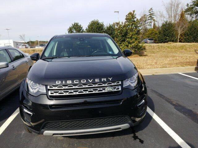2016 Land Rover Discovery Sport for sale at Lou Sobh Kia in Cumming GA