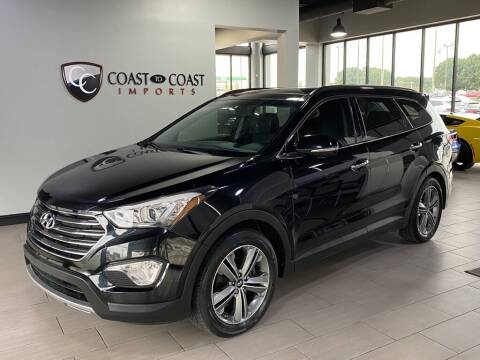 2014 Hyundai Santa Fe for sale at Coast to Coast Imports in Fishers IN