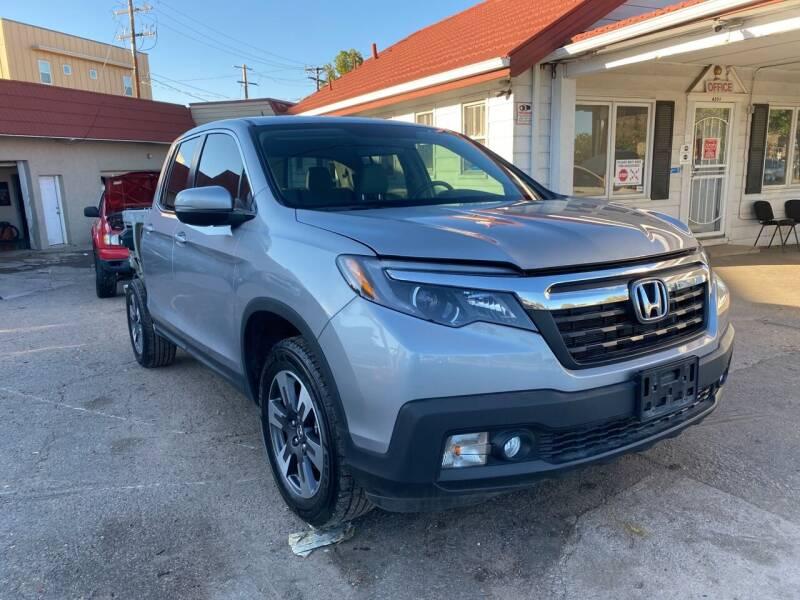 2019 Honda Ridgeline for sale at STS Automotive in Denver CO
