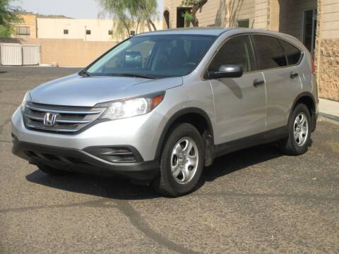 2014 Honda CR-V for sale at COPPER STATE MOTORSPORTS in Phoenix AZ