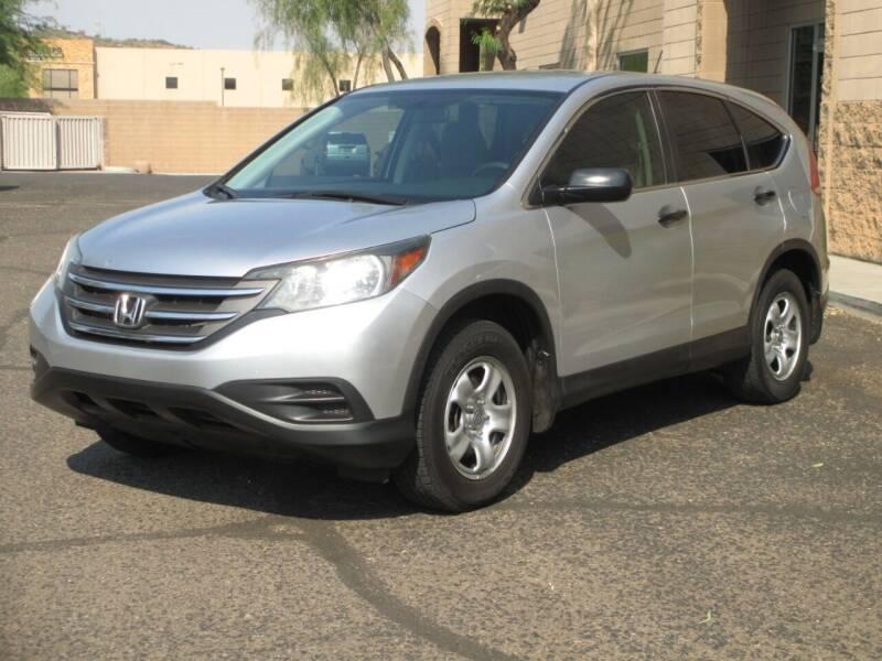 2014 Honda CR-V for sale at COPPER STATE MOTORSPORTS in Phoenix AZ