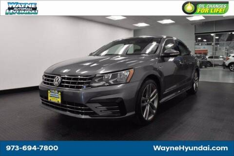 2017 Volkswagen Passat for sale at Wayne Hyundai in Wayne NJ