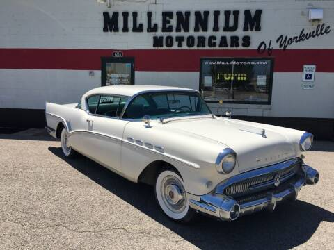 1957 Buick SUPER for sale at Millennium Motorcars in Yorkville IL