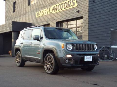 2016 Jeep Renegade for sale at Carena Motors in Twinsburg OH