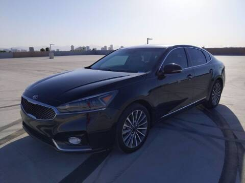 2018 Kia Cadenza for sale at Camelback Volkswagen Subaru in Phoenix AZ