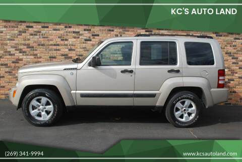 2011 Jeep Liberty for sale at KC'S Auto Land in Kalamazoo MI