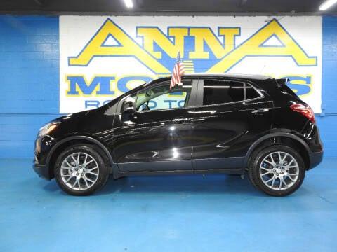 2018 Buick Encore for sale at ANNA MOTORS, INC. in Detroit MI