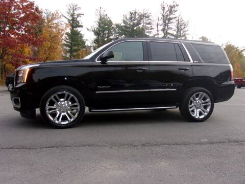 2016 GMC Yukon for sale at Mark's Discount Truck & Auto Sales in Londonderry NH