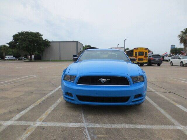 2013 Ford Mustang for sale at MOTORS OF TEXAS in Houston TX