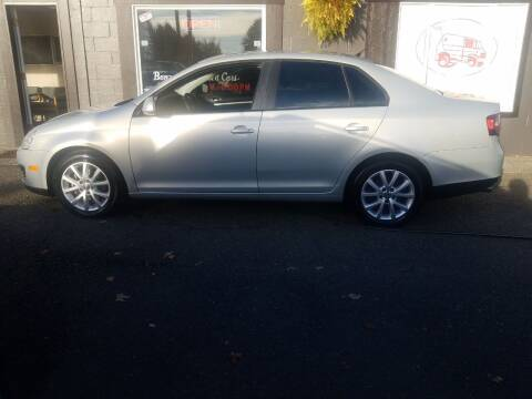 2010 Volkswagen Jetta for sale at Bonney Lake Used Cars in Puyallup WA