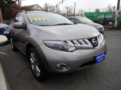2009 Nissan Murano for sale at MICHAEL ANTHONY AUTO SALES in Plainfield NJ