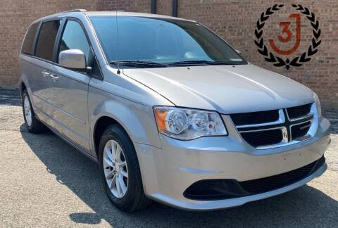 2015 Dodge Grand Caravan for sale at 3 J Auto Sales Inc in Arlington Heights IL