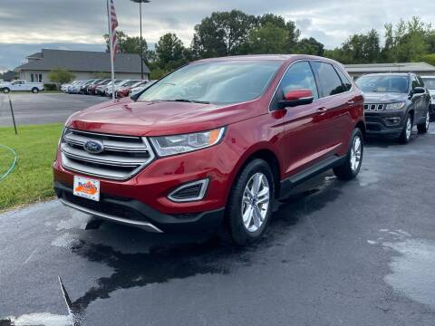 2018 Ford Edge for sale at McCully's Automotive - Trucks & SUV's in Benton KY