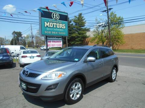 2014 Mazda CX-9 for sale at Brookside Motors in Union NJ