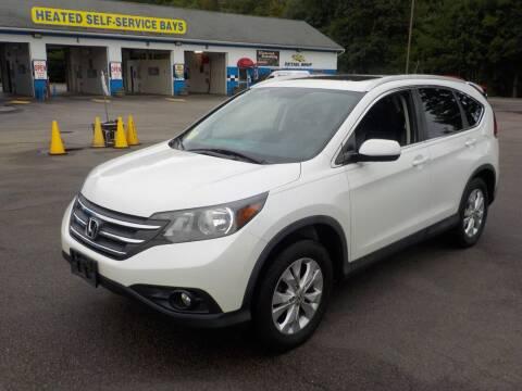 2014 Honda CR-V for sale at RTE 123 Village Auto Sales Inc. in Attleboro MA