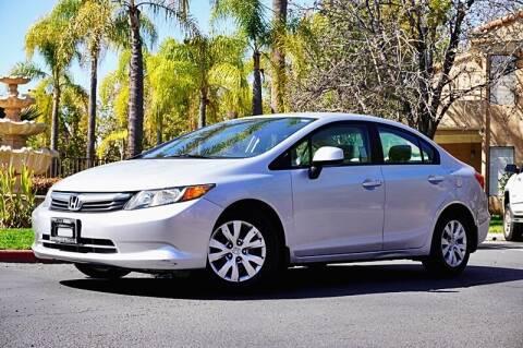 2012 Honda Civic for sale at San Diego Motor Cars LLC in San Diego CA