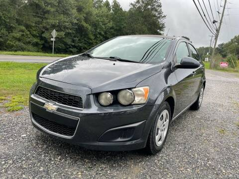 2014 Chevrolet Sonic for sale at Efficiency Auto Buyers in Milton GA