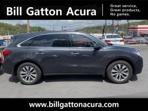 2015 Acura MDX for sale at Bill Gatton Used Cars - BILL GATTON ACURA MAZDA in Johnson City TN