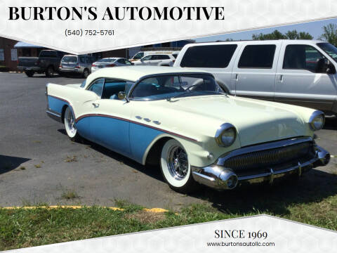 1957 Buick 40 Special for sale at Burton's Automotive in Fredericksburg VA