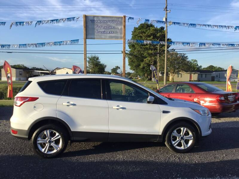 2014 Ford Escape for sale at Affordable Autos II in Houma LA