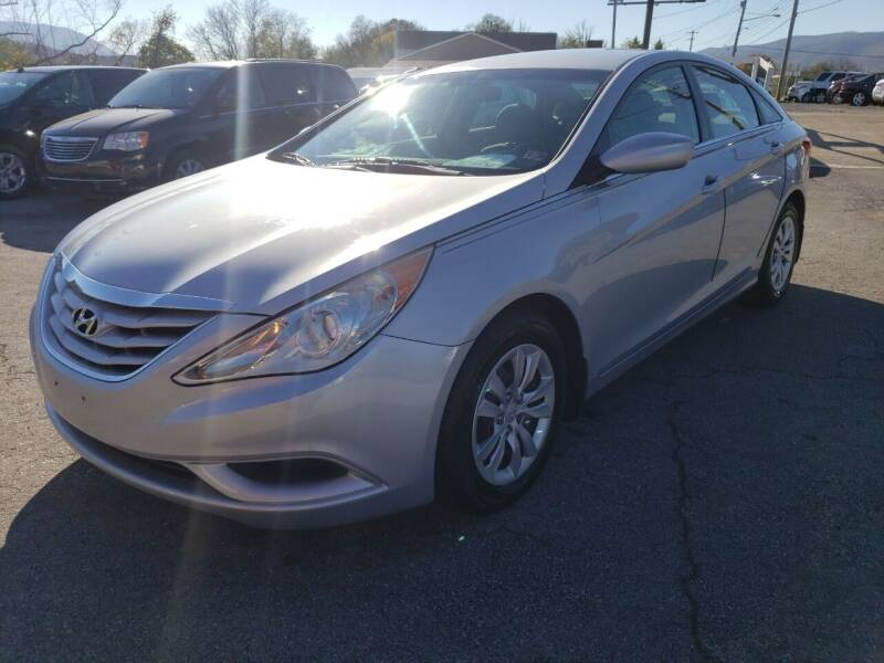 2011 Hyundai Sonata for sale at Salem Auto Sales in Salem VA